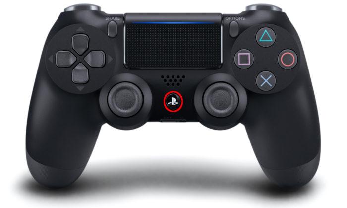 Controle DualShock 4 / como desligar controle ps4