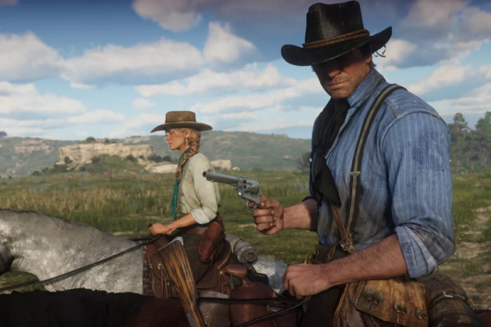 Rockstar Games / Red Dead Redemption 2 / jogos de mundo aberto offline