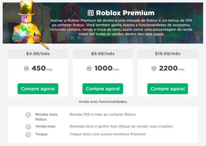 Roblox Corp. / Roblox / como ganhar robux no roblox