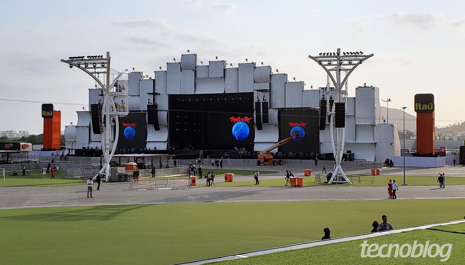 Rock in Rio 2019 terá Wi-Fi gratuito e testes de 5G