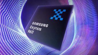 Exynos 9611 é o novo processador para celulares intermediários da Samsung