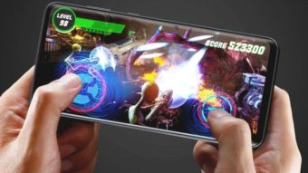 Sharp Aquos Zero 2 é um celular com tela de 240 Hz