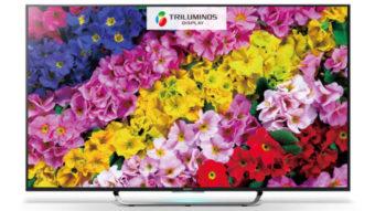 O que é um display Triluminos, presente em TVs da Sony