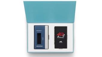 Sony lança versão especial do Walkman para celebrar os 40 anos da linha