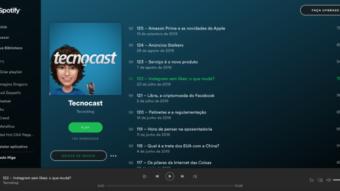 Spotify chega a 124 milhões de assinantes e triplica uso de podcasts