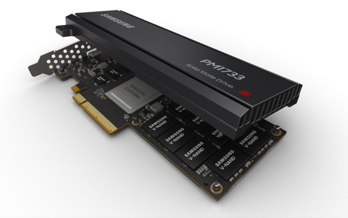 SSD Samsung PM1733 HHHL