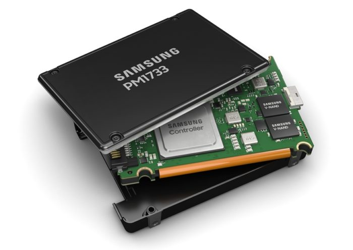 SSD Samsung PM1733 U.2