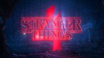 Stranger Things tem quarta temporada confirmada pela Netflix