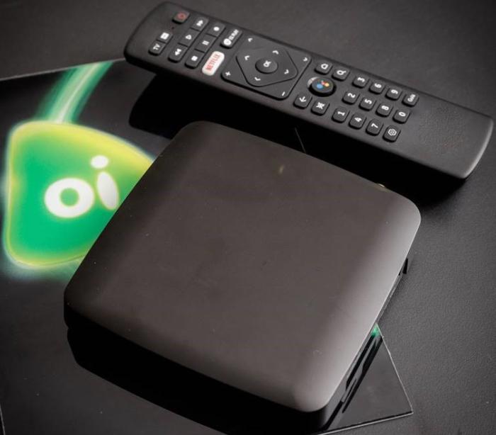 Oi Streaming Box