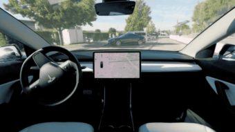 Tesla pode oferecer direção completamente autônoma com uma assinatura