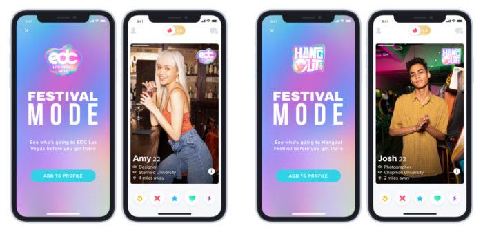 Tinder / Modo Festival /