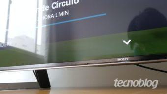 Sony divulga TVs que tiveram atualização do Android TV no Brasil