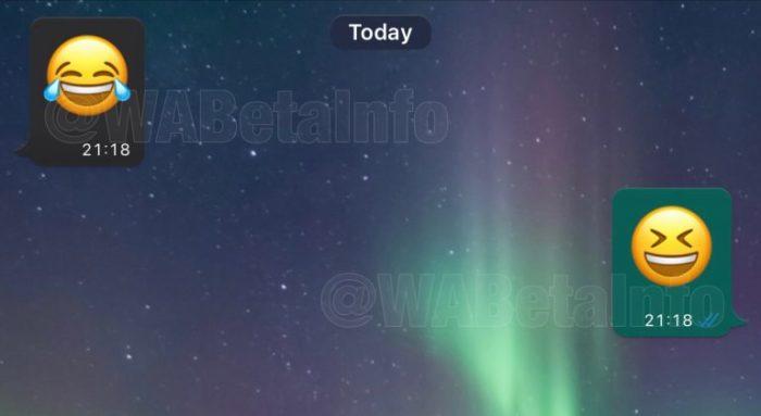 Modo escuro no WhatsApp para iPhone