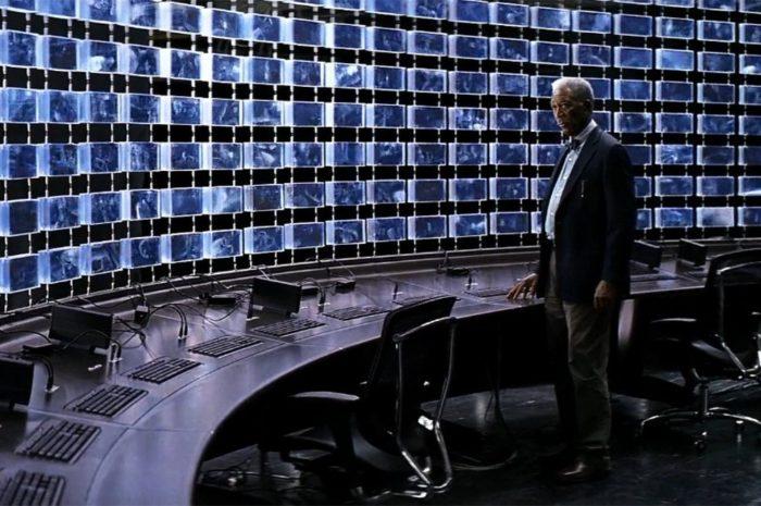 Warner / Batman: O Cavaleiro das Trevas / o que é data mining