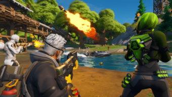 Fortnite lança Capítulo 2 com novo mapa após retornar de buraco negro