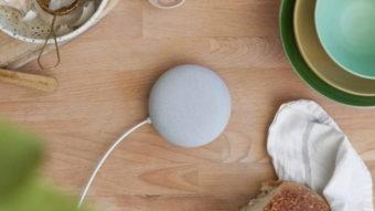 Google confirma que Nest Mini com áudio mais potente será lançado no Brasil