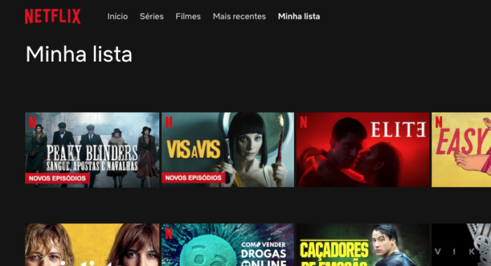 Minha Lista Netflix 1