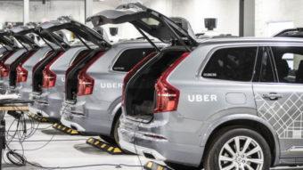 Uber desiste de carros autônomos e vende divisão ATG