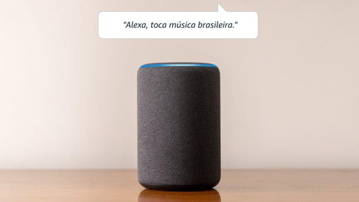 Amazon Echo no Brasil / Alexa