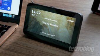 Amazon Echo Show 5: uma Alexa com telinha
