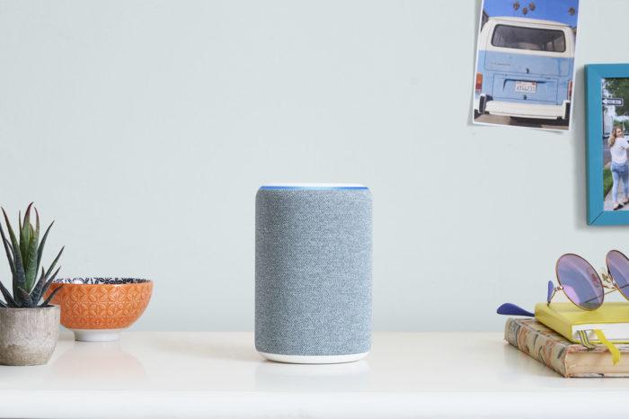 Amazon Echo de terceira geração