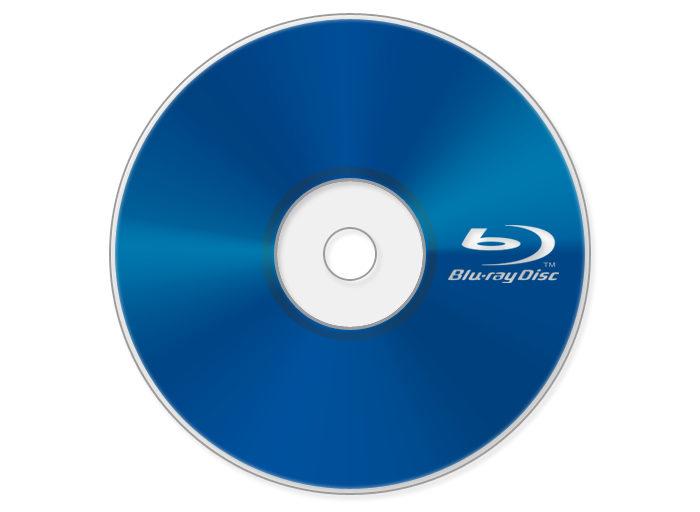 Disco de Blu-ray / o que é GaN