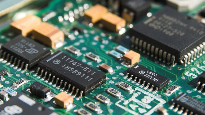 axonite / placa-mãe (close) / Pixabay / o que é hardware