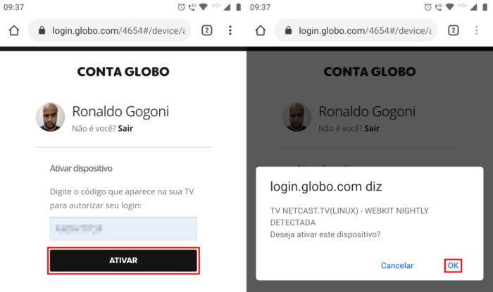Rede Globo / Globoplay / globoplay como ativar