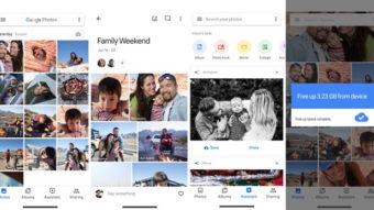 Google dá espaço ilimitado para fotos em qualidade original tiradas no iPhone