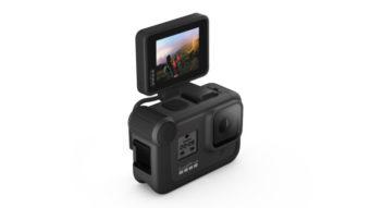 GoPro lança Hero 8 Black com suporte a módulos e estabilização melhorada