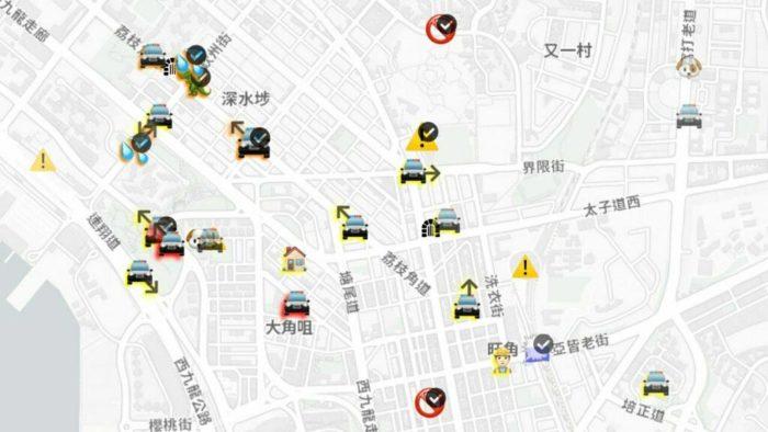 Apple decidiu remover o HKmap da App Store