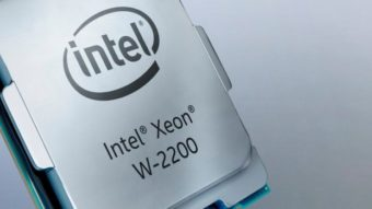 Novos processadores Intel Xeon W e Core X series são mais potentes e baratos