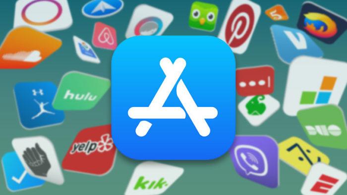 Apple / apps do iOS / o que é software