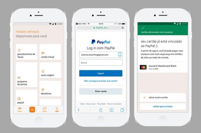 Itaú + PayPal