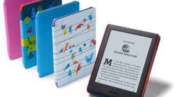 Kindle Kids Edition é primeiro Kindle da Amazon para crianças