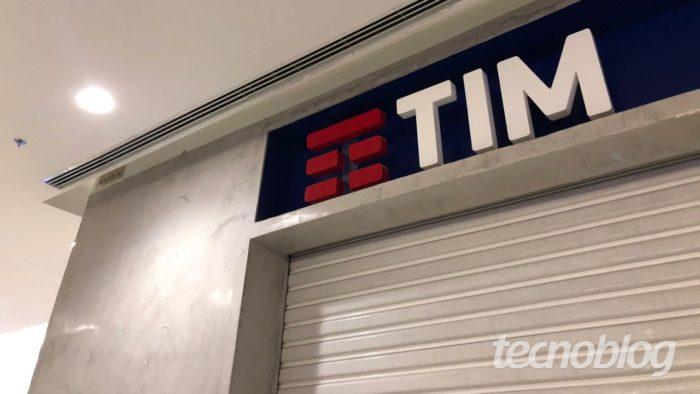 Loja da TIM Brasil