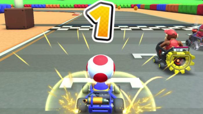 Nintendo / Mario Kart Tour