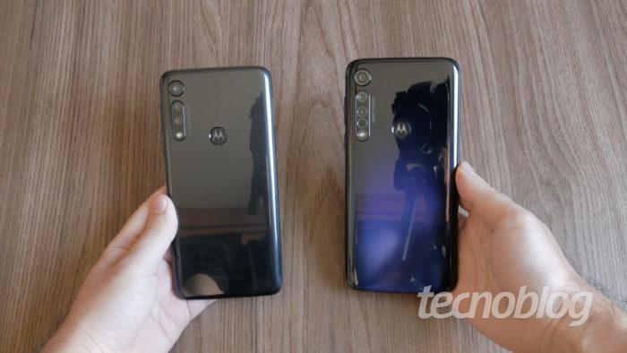 Motorola Moto G8 Play e G8 Plus - Hands-on