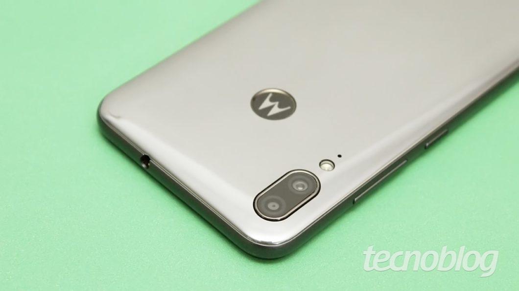 Motorola Moto E6 Plus - câmeras