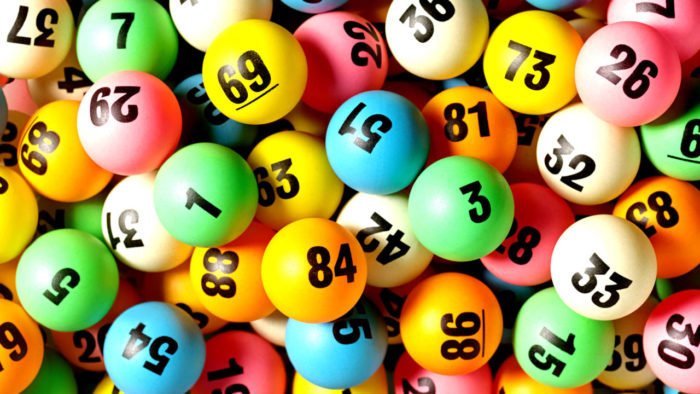 Números de sorteio / gerador de números aleatórios