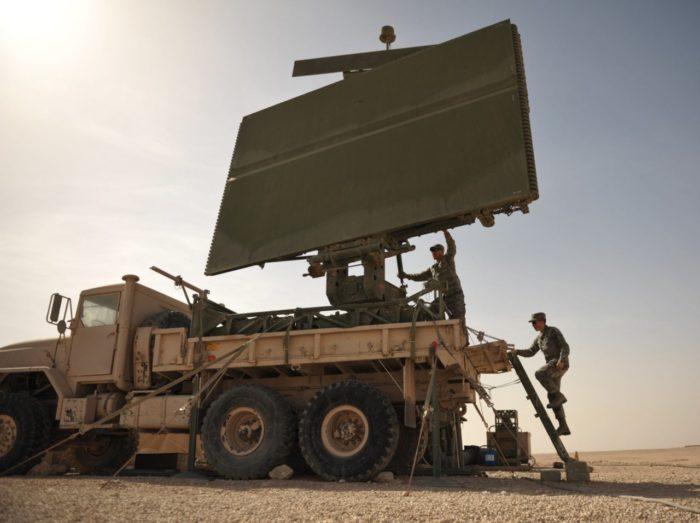 Radar 3D AN/TPS-75 / o que é GaN