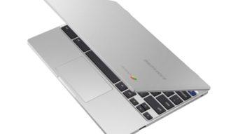 Samsung Chromebook 4 tem USB-C, bateria de até 12 horas e preço baixo
