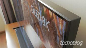 TV 8K Samsung Q900R: muitos pixels, mas faz diferença?
