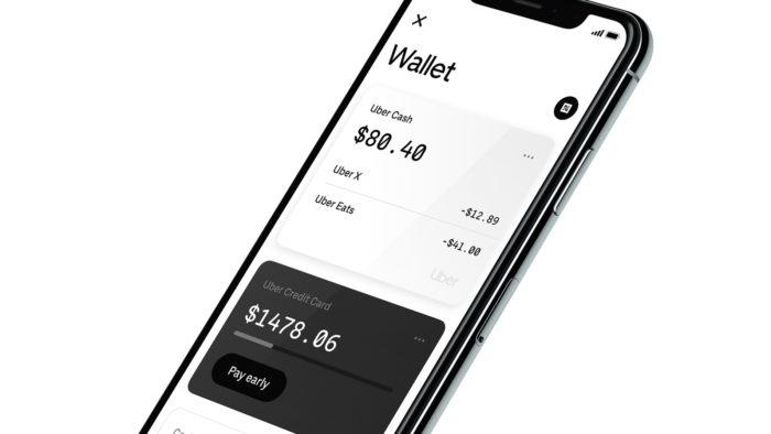 Uber Wallet