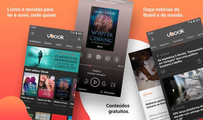 Ubook / audiolivro