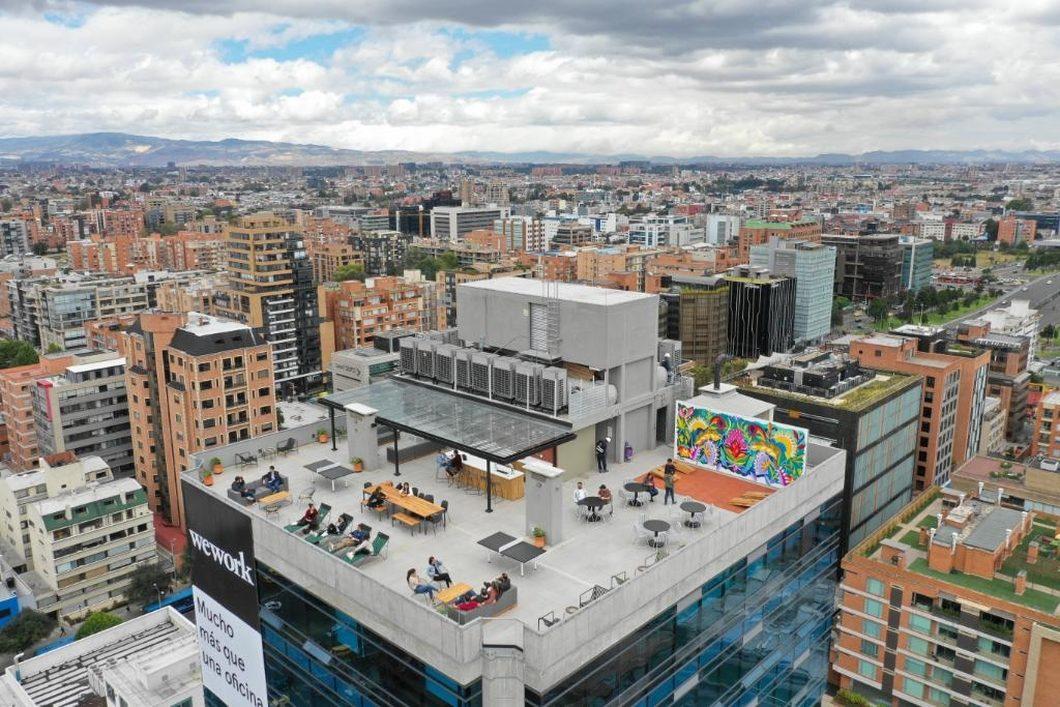 WeWork em Bogotá