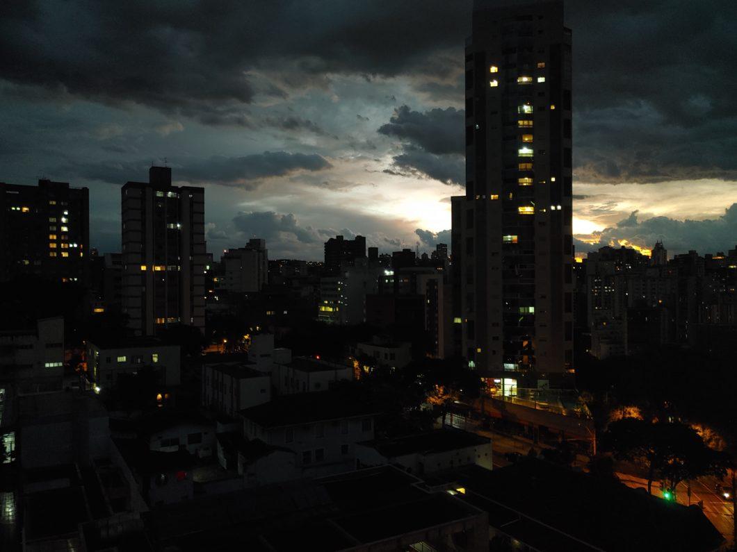 Foto feita com o LG G8S ThinQ