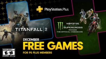 Jogos grátis de PS4 na PlayStation Plus em dezembro: Titanfall 2 e Monster Energy Supercross