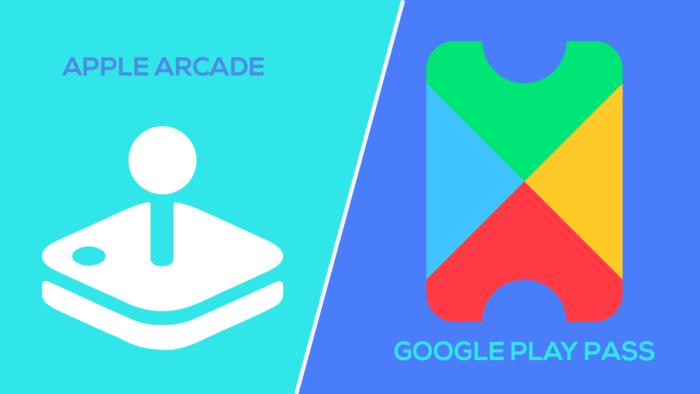 Comparativo: Apple Arcade ou Google Play Pass (Imagem: Vitor Pádua/Tecnoblog)
