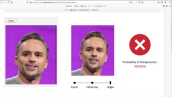 About Face é uma ferramenta que identifica rostos photoshopados